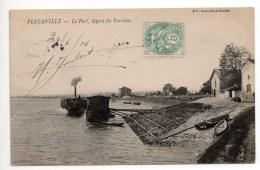 FLEURVILLE (71) - LE PORT DEPART DU PARISIEN - France