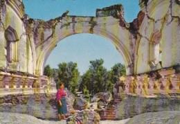 Guatemala Ruins Of Antigua