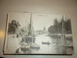 29 - Quimper : Le Cap-Horn : Le Port : Animée - Quimper