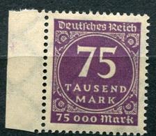 Deutsches Reich - Mi. 276 ** - Neufs