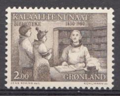 ALAND 1980  Mi.nr.: 123 Öffentliche Bibliotheken  MNH / POSTFRIS / NEUF SANS CHARNIERE - Ålandinseln