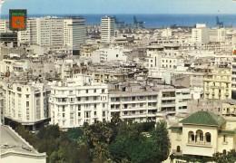 MAROCCO - MAROC, CASABLANCA, Vista General Y Puerto, 2 Scans - Casablanca