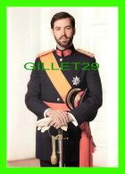 FAMILLES ROYALES - S. A. R. LE PRINCE GUILLAUME, GRAND-DUC HÉRITIER DU LUXEMBOURG - CHRISTIAN ASCHMANN - - Royal Families