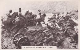 CPA De NAPOLEON 1°  -  La Bataille D´ Aboukir En 1799  //  TBE - Characters