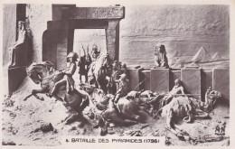 CPA De NAPOLEON 1°  -  Bataille Des Pyramides En 1798   //  TBE - Characters
