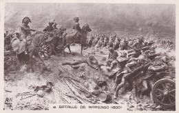 CPA De NAPOLEON 1°  -  Bataille De Marengo En 1800   //  TBE - Characters