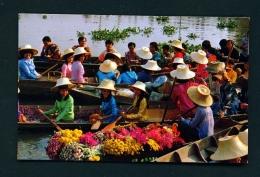 THAILAND  -  Ayudthya  Unused Postcard - Thailand