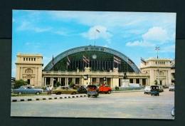 THAILAND  -  Bangkok  Hualamphong Railway Station  Unused Postcard - Thailand
