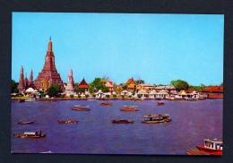 THAILAND  -  Bangkok  Wat Arun  Unused Postcard - Thailand
