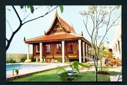 THAILAND  -  Bangkok  Indra Regent Hotel Restaurant  Unused Postcard - Thailand