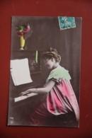 ORANOTYPIE - Femme Au Piano - Femmes