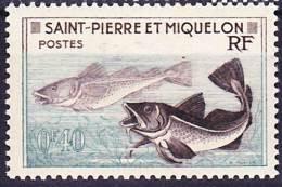 2016-0318 SPM Yvert 353 Neuf Sans Trace De Charnière ** - St.Pierre & Miquelon