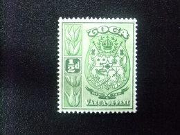 TONGA 1943 ARMS Yvert Nº 73 * MH - SG Nº 74 * MH - Tonga (...-1970)