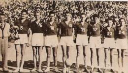 Basket OLYMPIQUE D' ANTIBES Juniors 1947 - Non Classés