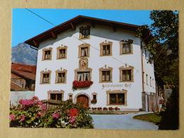 AUTRICHE , Cpm Gastehaus Felsenheimerhof , A.6465 NASSEREITH An Der FernpaBstraBe , 13 145 (01.57) - Austria