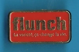 PIN´S // ** FLUNCH ** LA VARIÉTÉ CA CHANGE LA VIE ** - Food