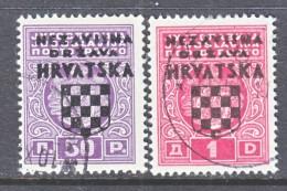 CROATIA  J 1-2   (o) - Croatia