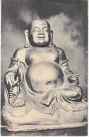 CHINA  BUDDHA  HAIPHONG, TONKIN 1906 TO FRANCE - Indochina (1889-1945)