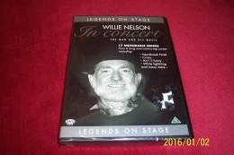 WILLIE NELSON  IN CONCERT   17 TITRES  DVD  NEUF SOUS CELOPHANE - Musik-DVD's