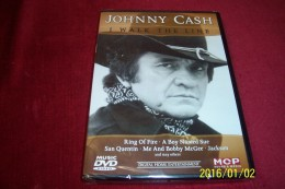 JOHNNY CASH I WALK THE LINE  20 TITRES  TITRES  DVD  NEUF SOUS CELOPHANE - DVD Musicaux