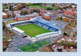 "TELFORD Stade ""New Bucks Head"" Angleterre - Fútbol"