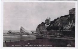 BIARRITZ  VILLA BELZA ET LA DENT DU CACHAOU - Biarritz