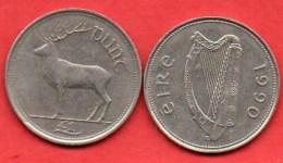 X/  IRLANDE / IRELAND / EIRE  1 PUNT ( Pound ) 1990 - Irlande