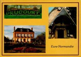 27-DRUCOURT..3 VUES......CPM . - France