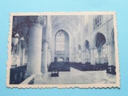 Institut Des Ursulines Jubé De L'Eglse Wavre Notre Dame ( Dumont ) Anno 193? ( Zie Foto Voor Details ) !! - Sint-Katelijne-Waver