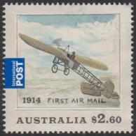 AUSTRALIA - USED  2014 $2.60 Centenary Of First Airmail Service, International - Aircraft - 2010-... Elizabeth II