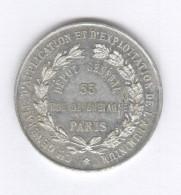 Jeton Compagnie Générale D'Application Et D'Exploitation De L'Aluminium - Paris - TTB+ - Professionnels / De Société