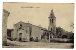 Cpa LA LIVINIERE L ´ Eglise - Sin Clasificación