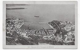 MONACO - N° 278 - PANORAMA DE LA PRINCIPAUTE AVEC PORT - CPA NON VOYAGEE - Puerto