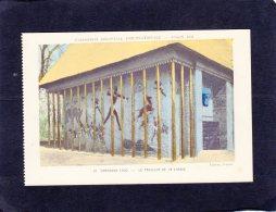 60088   Francia, Exposition  Coloniale Internationale,  Paris 1931, Cameroun-Togo,  Le  Pavillon De La Chasse,  NV - Expositions