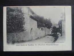 CP Carte Postale Saint Martin De Castillon Portail Du Banquet (4) - Autres Communes