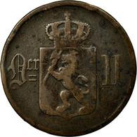 Monnaie, Norvège, 5 Öre, 1875, TB, Bronze, KM:349 - Norvège