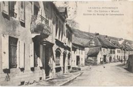 15 - LAVEISSIERE - Entrée Du Bourg De Laveissière - France