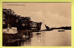 Norfolk - Womack Broad - Jarrolds' Series Postcard - Andere