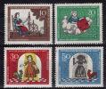 ALLEMAGNE    N° 403/06  * *  Contes De Grimm Coq La Fee Holle - Fairy Tales, Popular Stories & Legends
