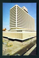 THAILAND  -  Bangkok  Indra Regent Hotel  Unused Postcard - Thailand