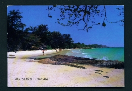 THAILAND  -  Koh Samed  Used Postcard As Scans - Thailand