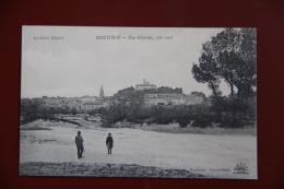 MONTFRIN - Vue Générale, Coté Ouest - France