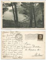 SAVONA (043) - SPOTORNO Panorama Dal Monte Paradiso - Fp/Vg 1938 - Savona