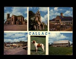 22 - CALLAC - Multi Vues - Callac