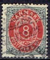DENMARK # FROM 1895  STANLEY GIBBONS 82a - 1864-04 (Christian IX)