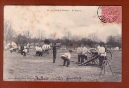 1 Cpa Camp De Chalons - Kazerne