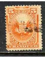 Pérou 1884 Y&T 78 ° - Pérou
