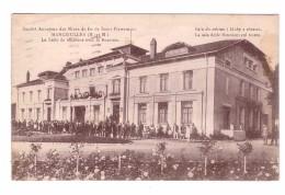 54 Saint Pierremont Mancieulles Mine Mineur Mines De Fer Salle De Reunions Avec La Roseraie - Frankrijk