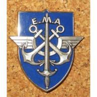 Insigne - EMA - Etat Major Des Armées - Delsart G 2561 - Army