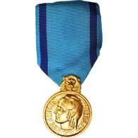 France, Médaille De La Jeunesse Et Des Sports, Medal, Good Quality, Bronze, 28 - Militari